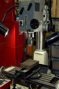 gunsmithing machine